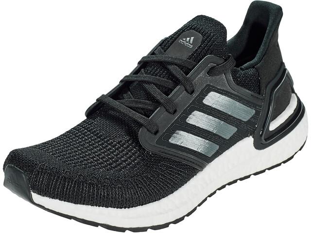 adidas Ultraboost 20 Shoes Women, core black/night metal/footwear white